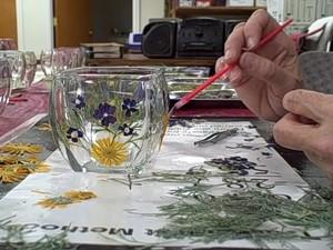 Flower Bowl Design
