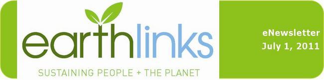 EarthLinks eNewsletter July 1, 2011