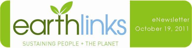 EarthLinks eNewsletter Oct 19 2011