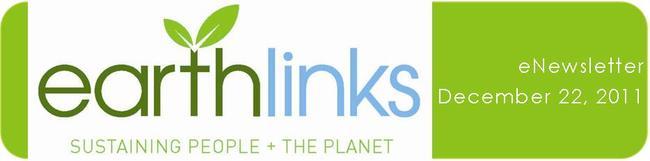 EarthLinks eNewsletter 12/21/2011