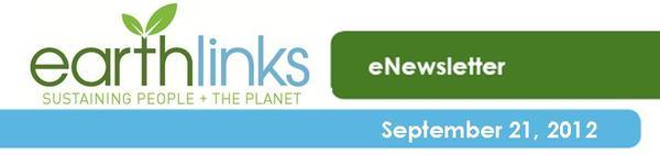 eNewsletter Sept 21, 2012